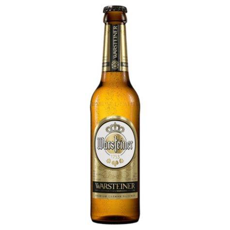 Warsteiner Pilsner (11.2 fl. oz. bottle, 6 pk.)
