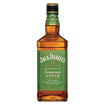 Jack Daniel's Tennessee Apple Whiskey (750 ml)
