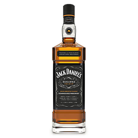 Jack Daniel's Sinatra Select Tennessee Whiskey (1L)