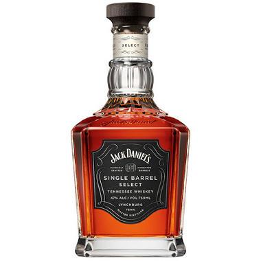 Jack Daniels Single Barrel 750ml Sam S Club