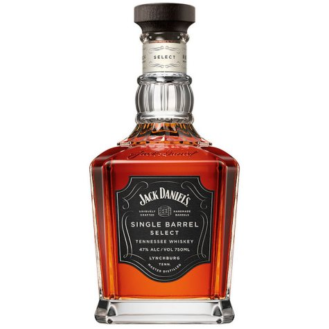 Jack Daniel's Single Barrel Whiskey (750 ml)