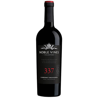 Noble Vines 337 Lodi Cabernet Sauvignon (750 mL)