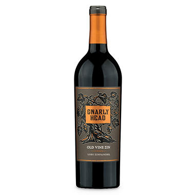 Gnarly Head Old Vine Zinfandel (750 mL)
