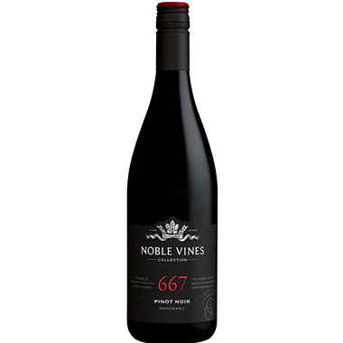+NOBLE VINES 667 PINOT NOIR 750ML
