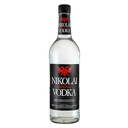 Nikolai Vodka - 750ml