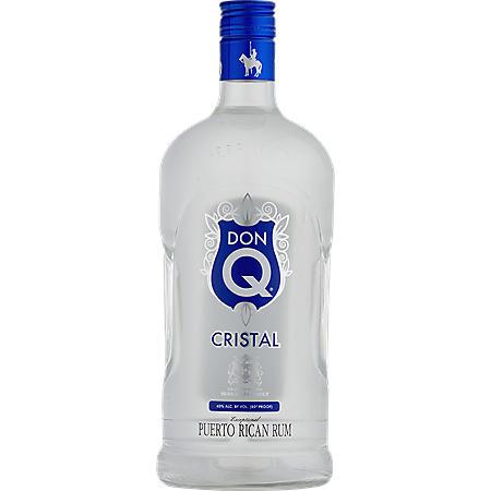 Don Q Cristal Rum (1.75 L)