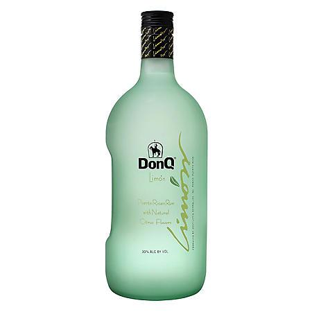 Don Q Limon Rum (1.75 L)