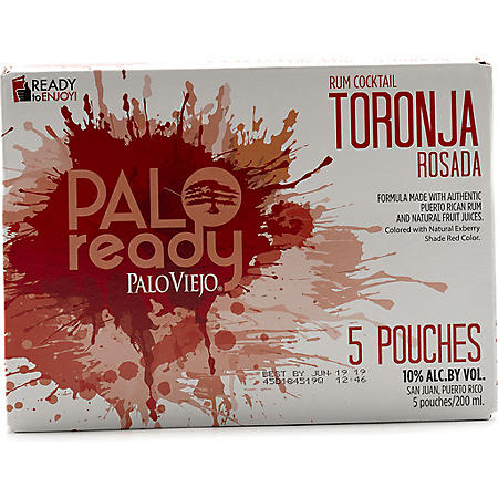 Palo Ready Toronja Rosada (4 Pack, 20 Ct.)