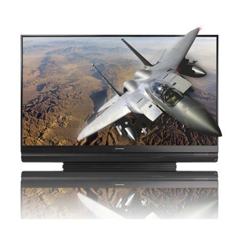 """73"""" Mitsubishi 3D DLP 1080p HDTV"""