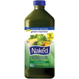 Naked Juice Green Machine Fruit and Vegetable Smoothie (72 oz.)