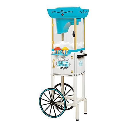 Nostalgia Vintage Collection Snow Cone Cart