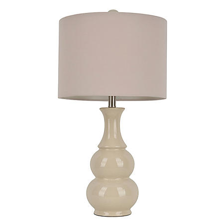 Contemporary Ceramic Table Lamp