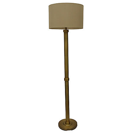 Zadar Brass Floor Lamp