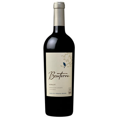 Bonterra Vineyards Merlot (750 mL)