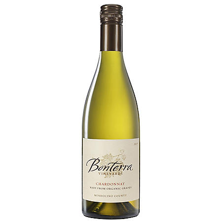 Bonterra Mendocino Chardonnay (750 ml)