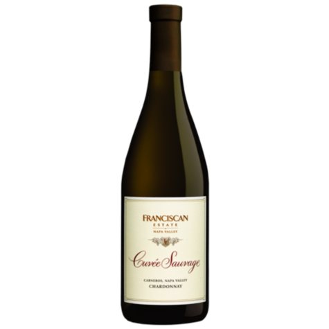 Franciscan Estate Cuvee Sauvage Chardonnay (750ML)