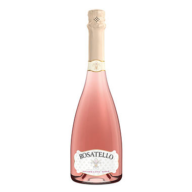 Rosatello Sparkling Rose Wine (750 ml)
