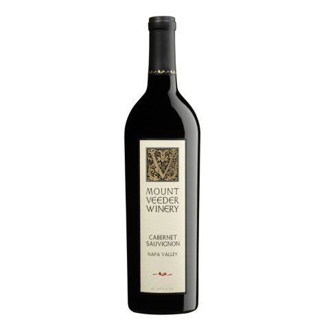 Mount Veeder Napa Valley Cabernet Sauvignon (750 ml)