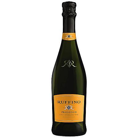 Ruffino Prosecco DOC Sparkling Wine (750 ml)