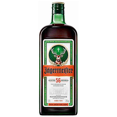 Jagermeister Liqueur (1.75 L)