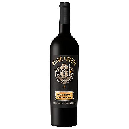 Stave & Steel Paso Robles Cabernet Sauvignon (750 ml)