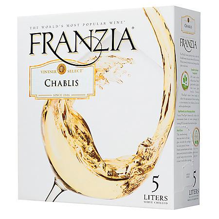 Franzia Chablis (5L)