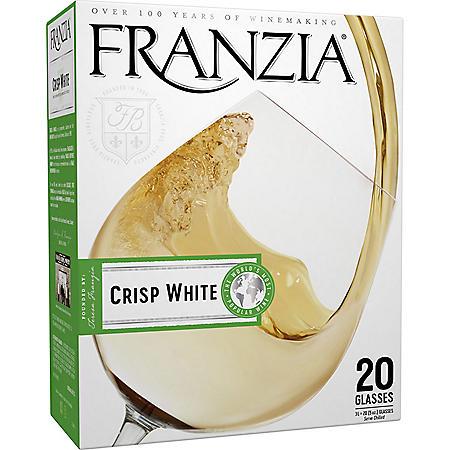 Franzia Refreshing White (3 L box)