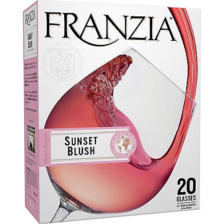 Franzia Sunset Blush (3L)