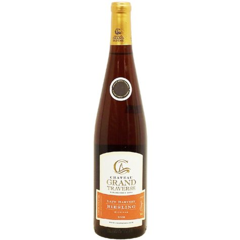 Chateau Grand Traverse Late Harvest Riesling (750 ml)