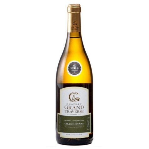Chateau Grand Traverse Chardonnay (750 ml)