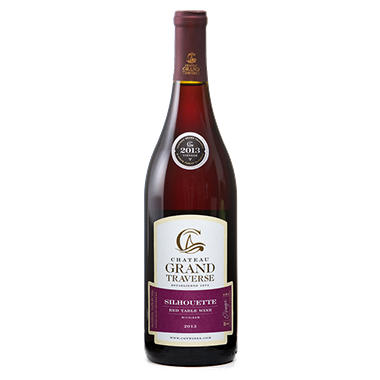 Chateau Grand Traverse Silhouette (750 ml)