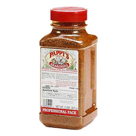 Pappy's Seasoning  - 2 lbs.