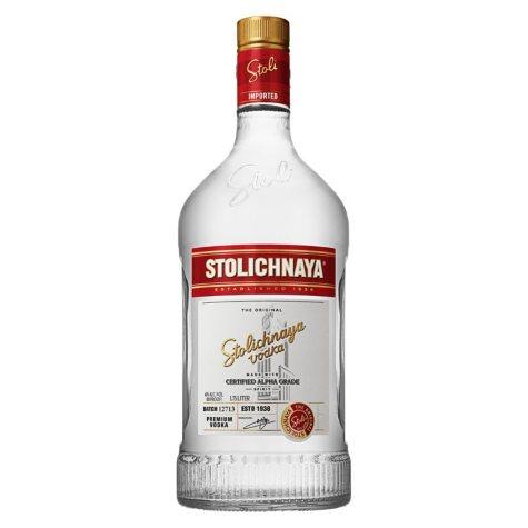 Stolichnaya Premium Vodka (1.75 L)