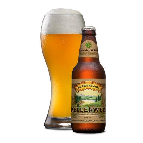 Sierra Nevada Kellerweis (12 fl. oz. bottle, 6 pk.)