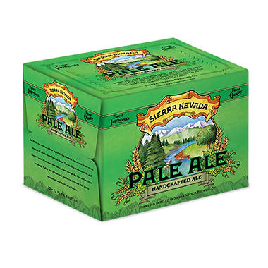 Sierra Nevada Pale Ale (12 oz., 24 pk.)