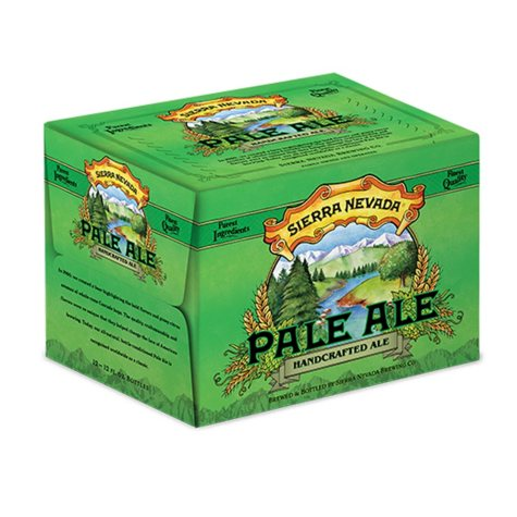 Sierra Nevada Pale Ale (12 fl. oz.bottle, 24 pk.)