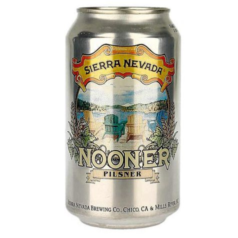 Sierra Nevada Nooner Pilsner Beer (12 fl. oz. can, 12 pk.)