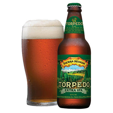 Sierra Nevada Torpedo IPA (6 fl. oz. bottle, 12 pk.)