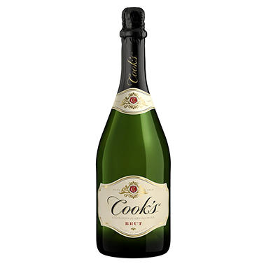 Cooku0027s Brut California Champagne (750ML)