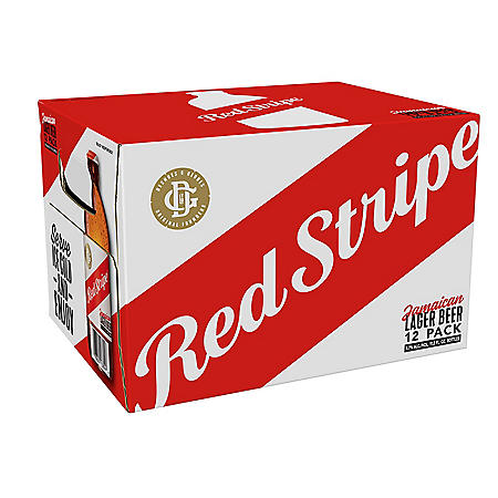 RED STRIPE 12 / 12 OZ BOTTLES