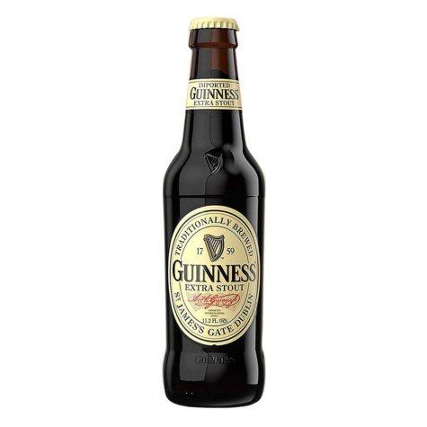 Guinness Extra Stout Beer (11.2 fl. oz. bottles, 24 pk.)