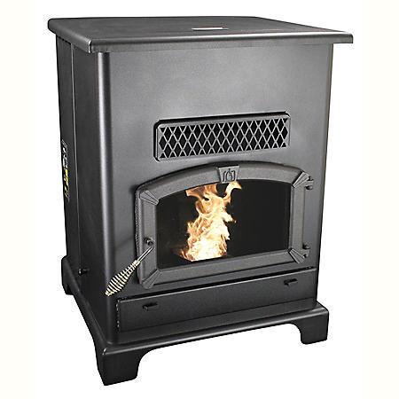 Large Pellet Heater - 1750 sq. ft.