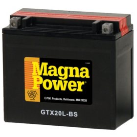 Magna Power Power Sports Battery - Group Size 20LBS