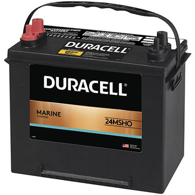 Duracell Marine Battery