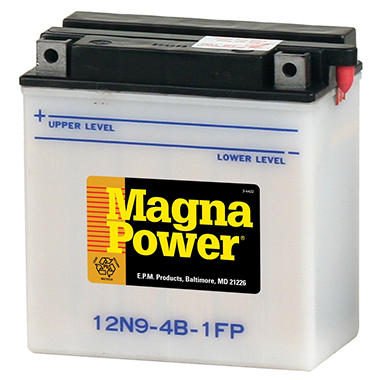 Magna Power Power Sports Battery - Group Size 12N94B1