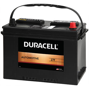 Duracell Automotive Battery Group Size 27f Sam S Club