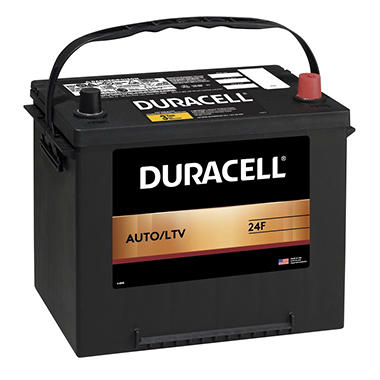 Duracell Automotive Battery   Group Size 24F
