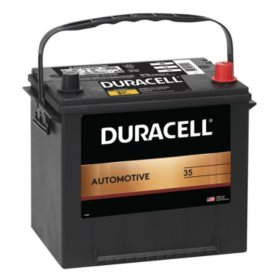 Duracell Automotive Battery - Group Size 35