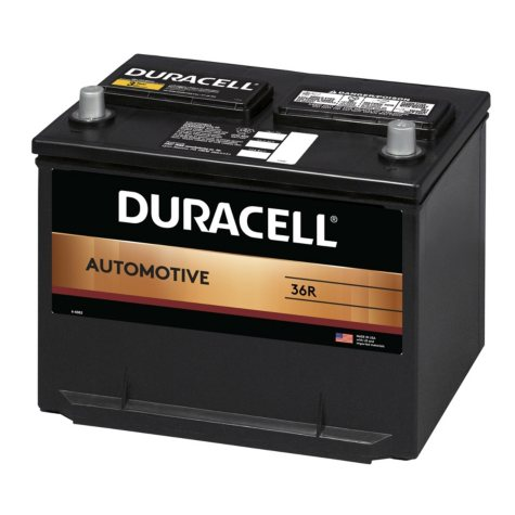Duracell Automotive Battery - Group Size 36R