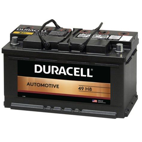 Duracell Automotive Battery - Group Size 49 (H8)